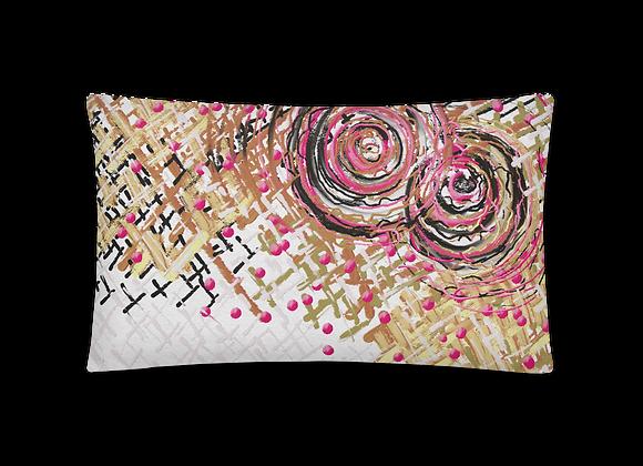 """""""Lipstick"""" 00.12 Pillow"""
