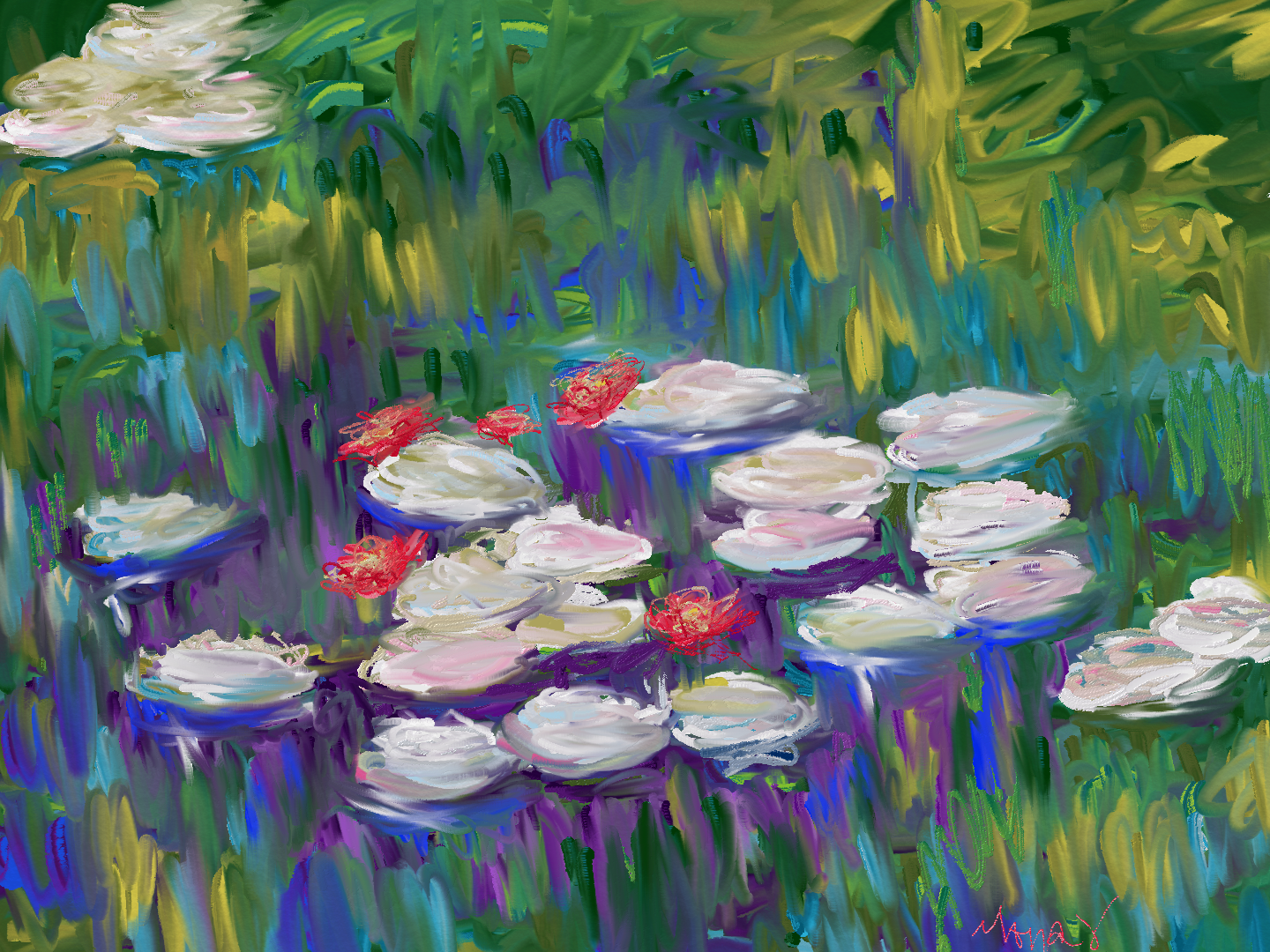 Water Lily 00.3