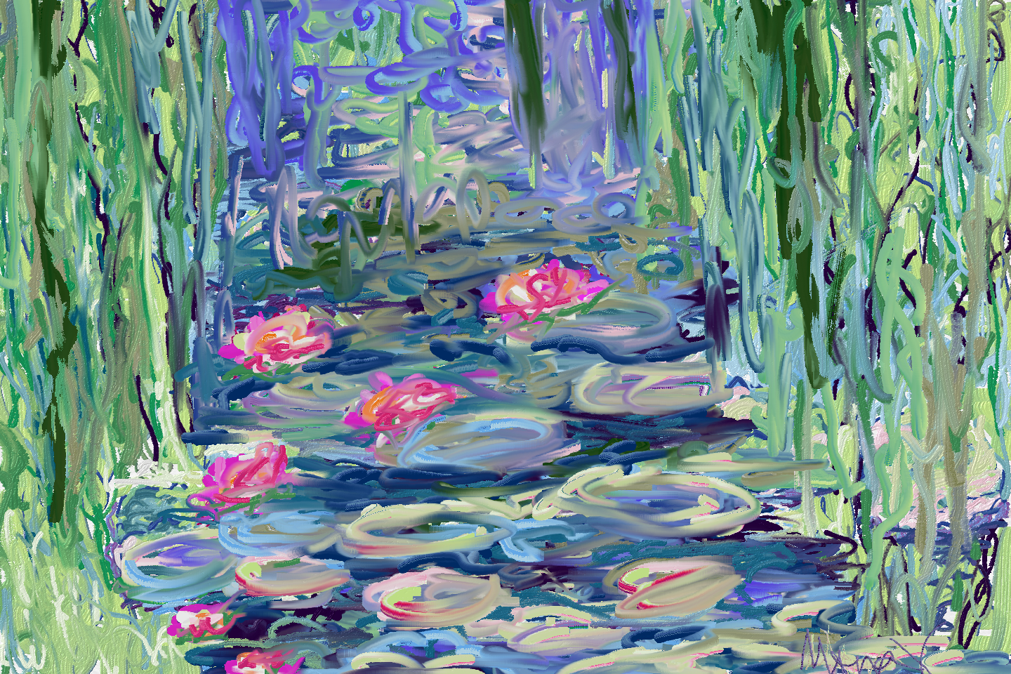 Water Lily 00.8