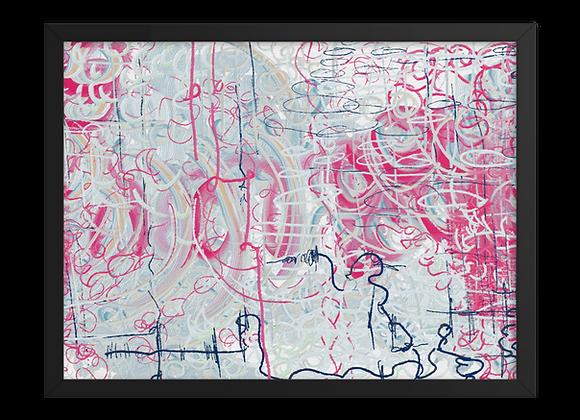 Balsam 00.3 Framed poster