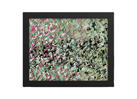 Mint Julep 00.2 Framed photo paper poster