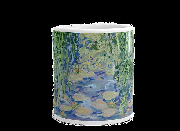 """Water Lily"" 00.5 Mug"