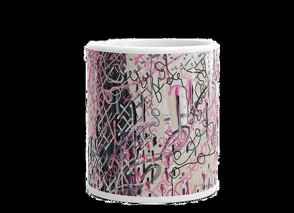 """""""Lipstick"""" 00.7 Mug"""
