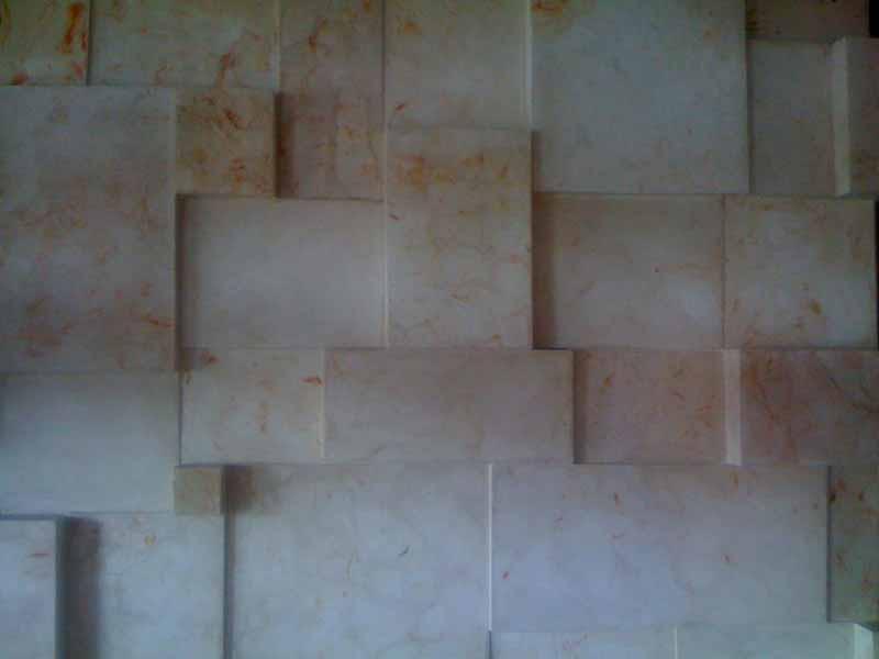 Scagliola blocks
