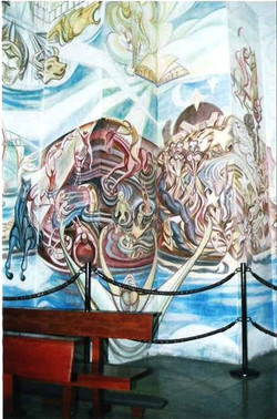 True Fresco Mural