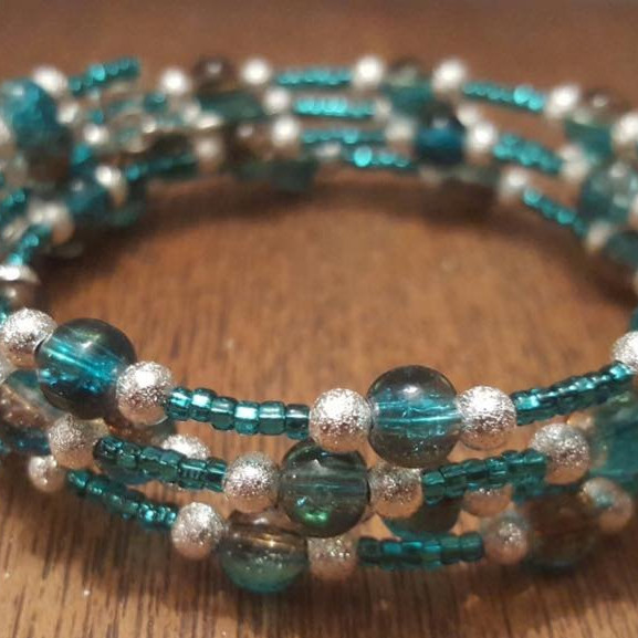 Beaded bracelet workshop