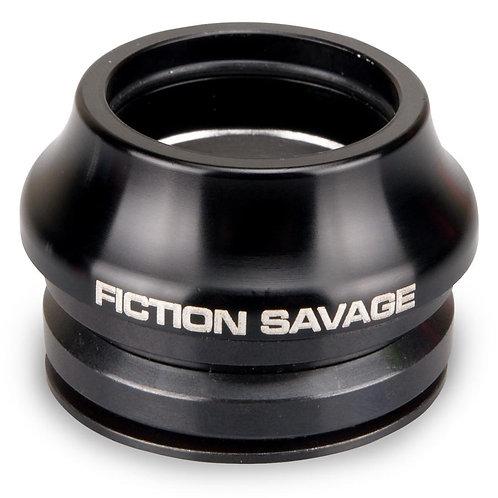 Frente integrado Fiction - Negro