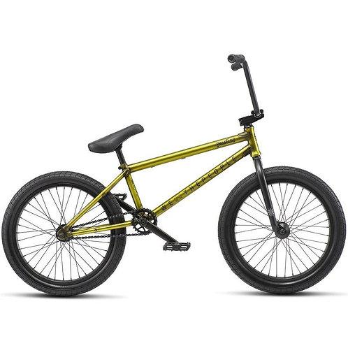 Bicicleta WTP Justice 2019 - Dorado
