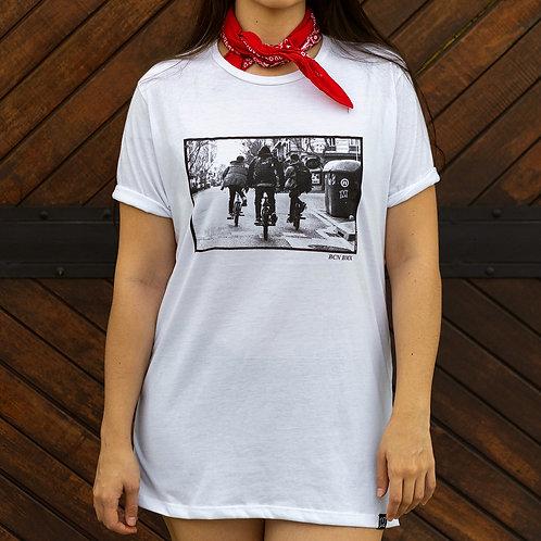 Camiseta Mutanty BCN - Blanco