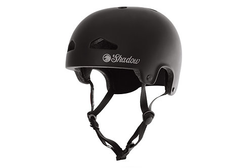 Casco Shadow Featherweight - Negro