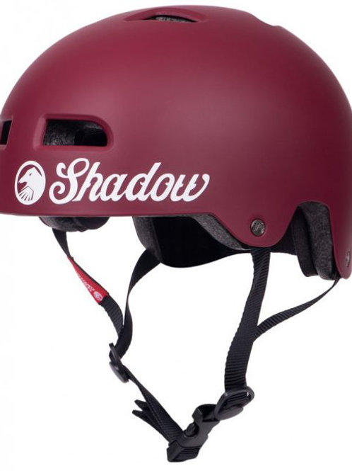 Casco Shadow Classic - Vinotinto