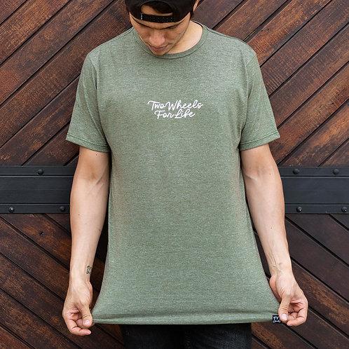 Camiseta Mutanty Life - Verde