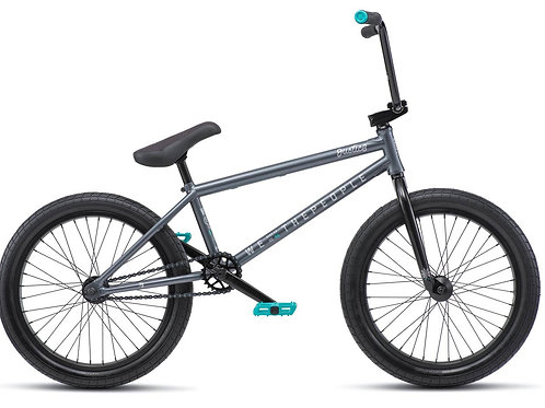Bicicleta WTP Justice 2019 - Gris
