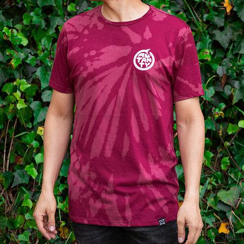 Camiseta Mutanty Snake - Vinotinto