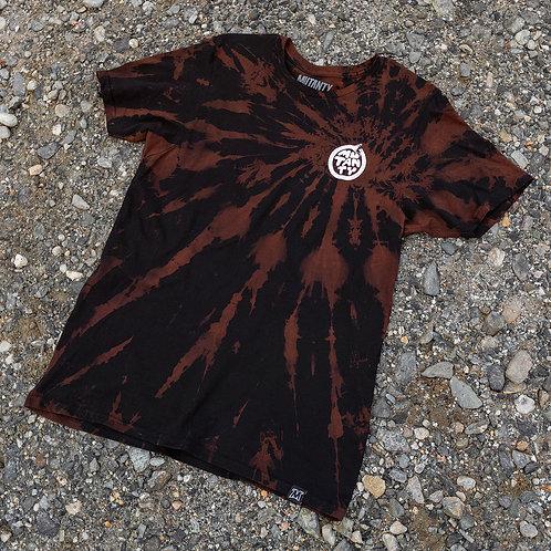Camiseta Mutanty Snake - Negro