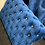 Thumbnail: Ashton Chesterfield in Blue Plush Velvet