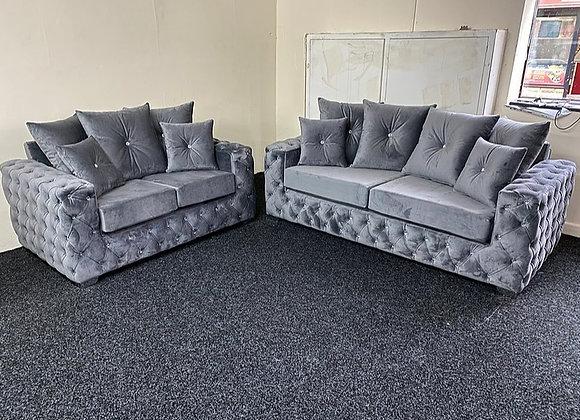 New Ashton Chesterfield Sofa