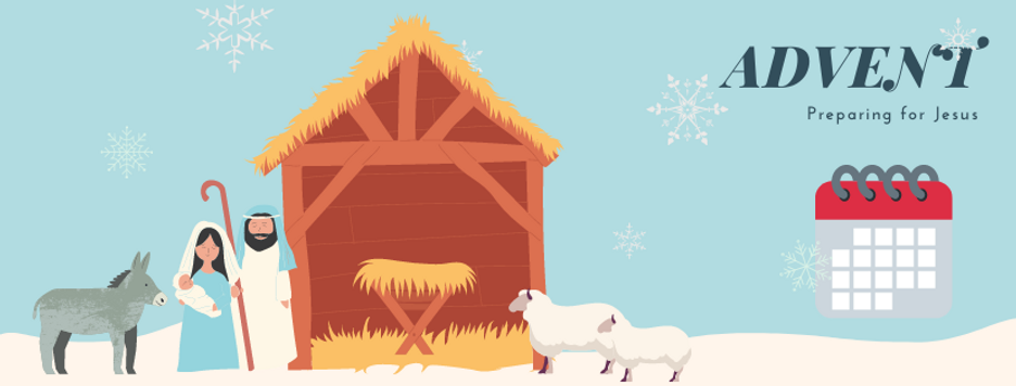 Blue Snow Winter Facebook Cover.png