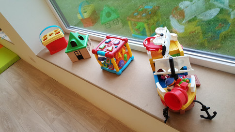 Crèche Baby Home Bassilly
