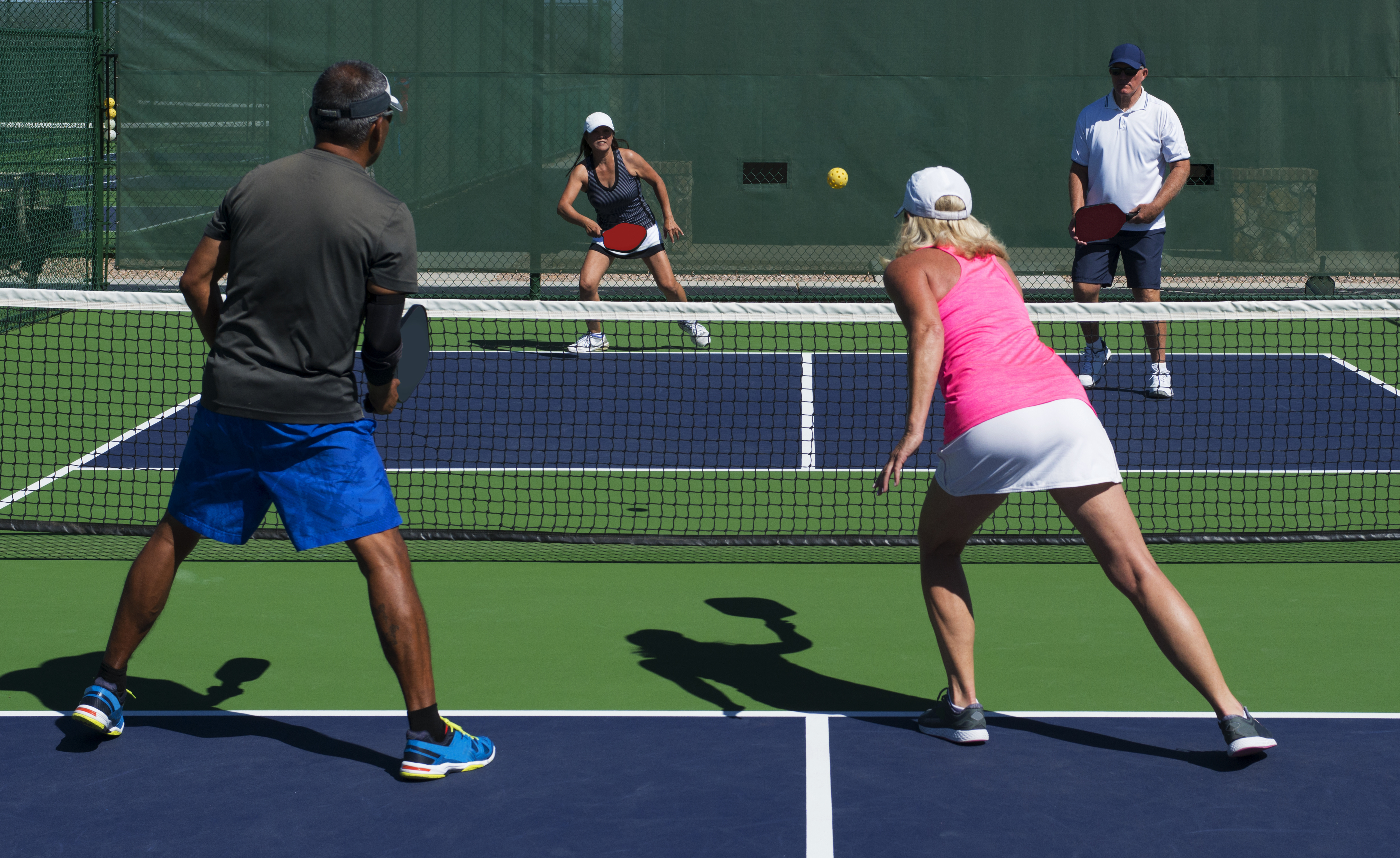 pickleball mixed