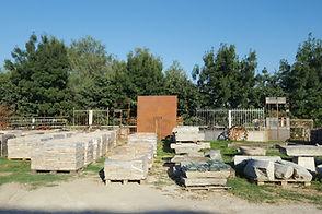 Pavimenti, materiale edile, cancelli ed inferriate