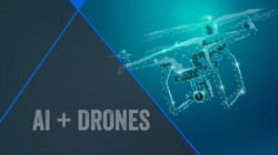 AI-enabled drones