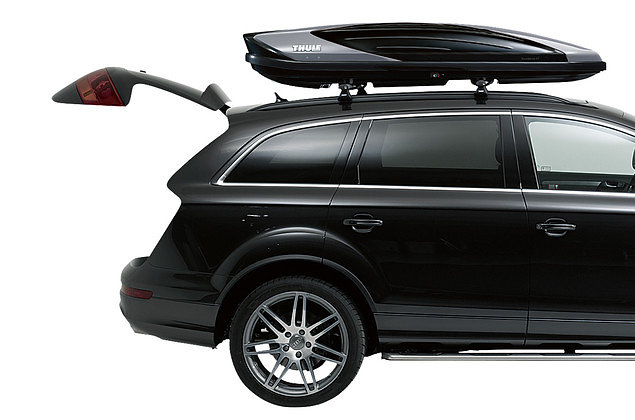The Thule Excellence XT Is The Worldu0027s Most Exclusive Roof Box.