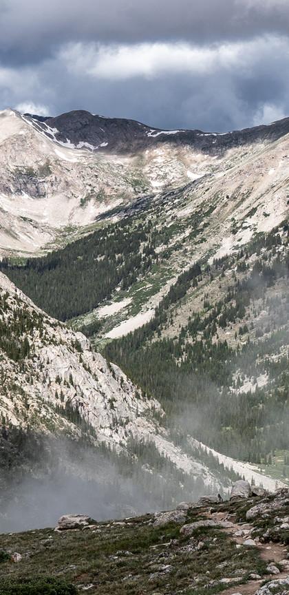Colorado Adventure photographer - Veronica Sparks Photography - Colorado 14ers