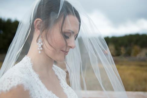 Colrado bridal veil
