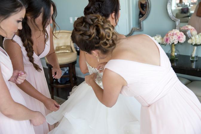 Colorado Bridal party