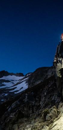 Colorado Adventure photographer - Climbing Capitol Peak