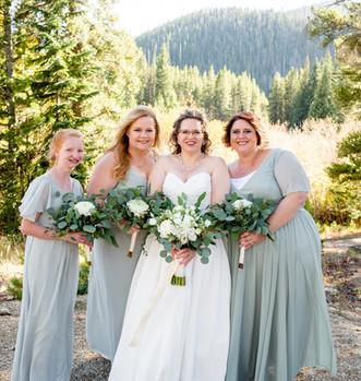 Rocky Mountain Fall wedding photographer