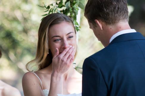 Colorado wedding intimate moments
