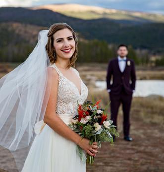 Wedding in the rockies