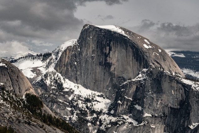 Yosemite Point, Half Dome