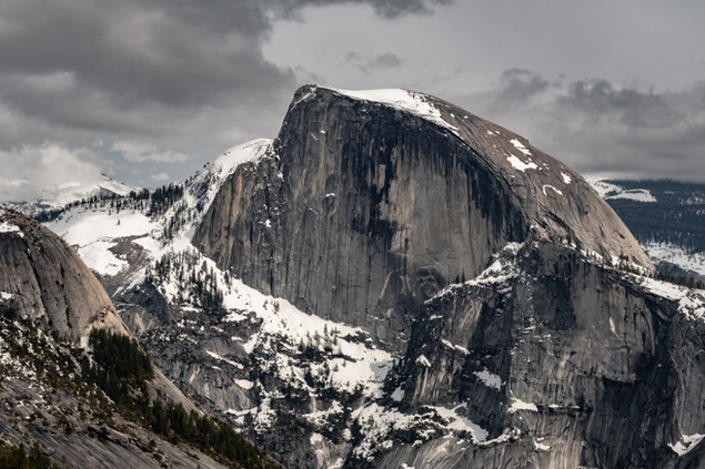 Yosemite Point, Half Dome