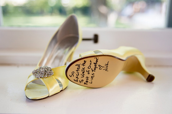 wedding love note