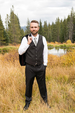 Colorado groom