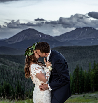 Summit wedding