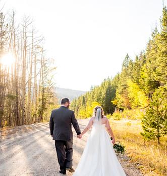 Colorado Fall Wedding photographer