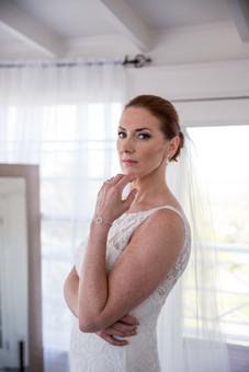 Fierce Colorado bride