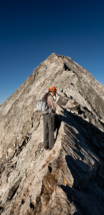 Colorado Adventure photographer - Capitol Peak Knife Edge