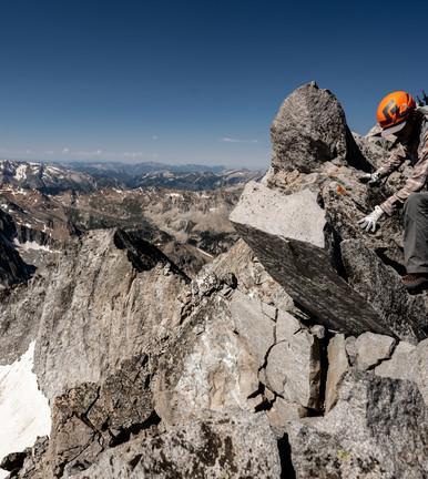 Colorado Adventure photographer - Capitol Peak