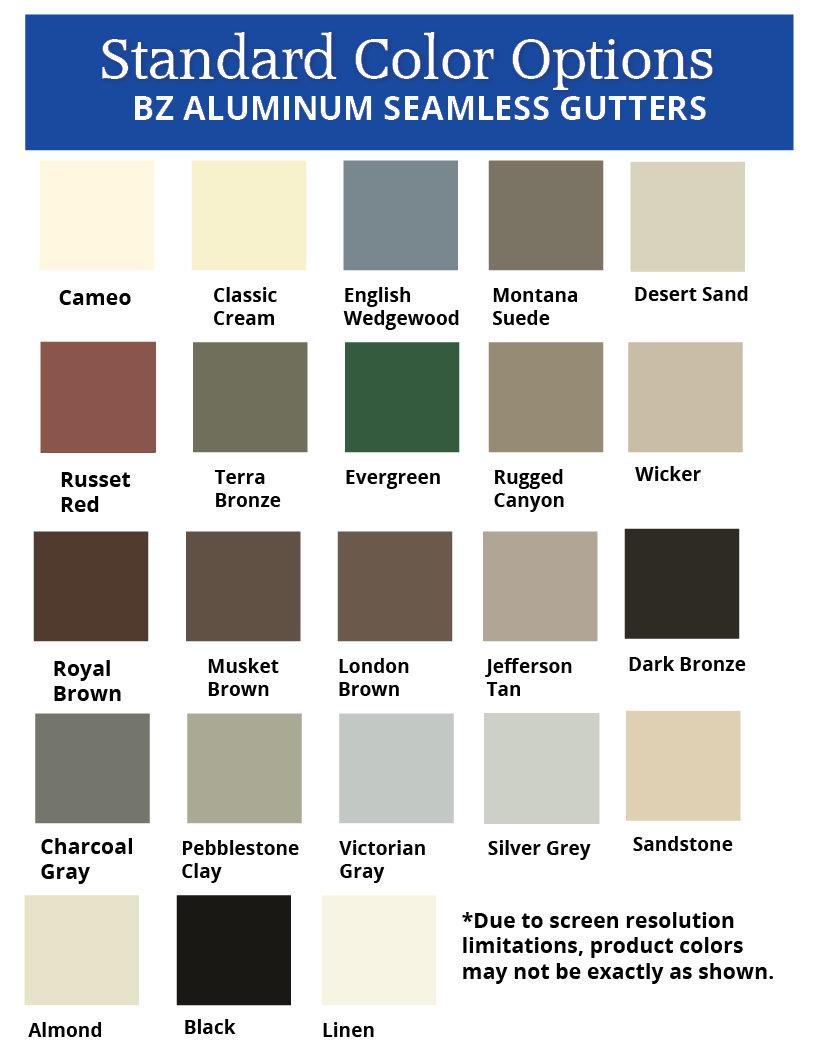 BZ Aluminum Standard Color Options.jpg