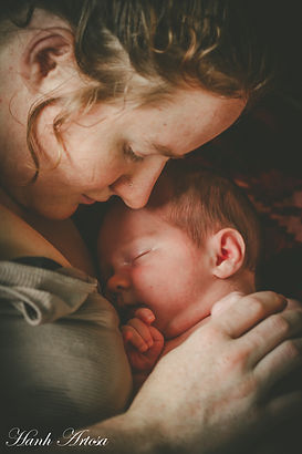 Mother and Baby _ Conscious Birth