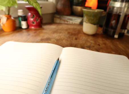 Creative Journalling Prompts for Self Discovery. How to make Journalling a Conscious Habit