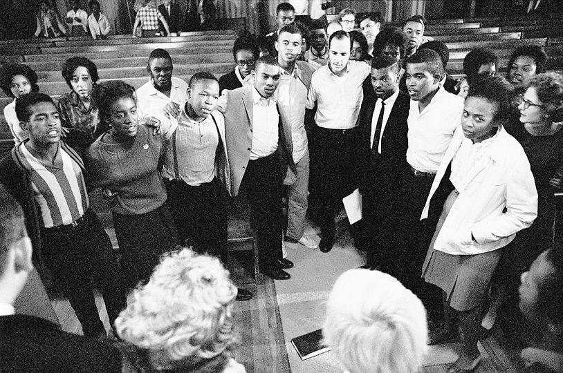 Thomas Civil Rights Image
