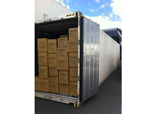 Sea Freight FCL Example