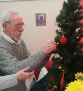 Decorating the tree with Ray