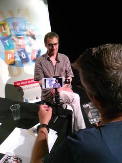 Interview Avignon Off 2019